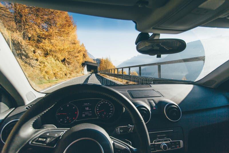Automobile, automobilistica, autunno, automobile, immagini stock libere da diritti