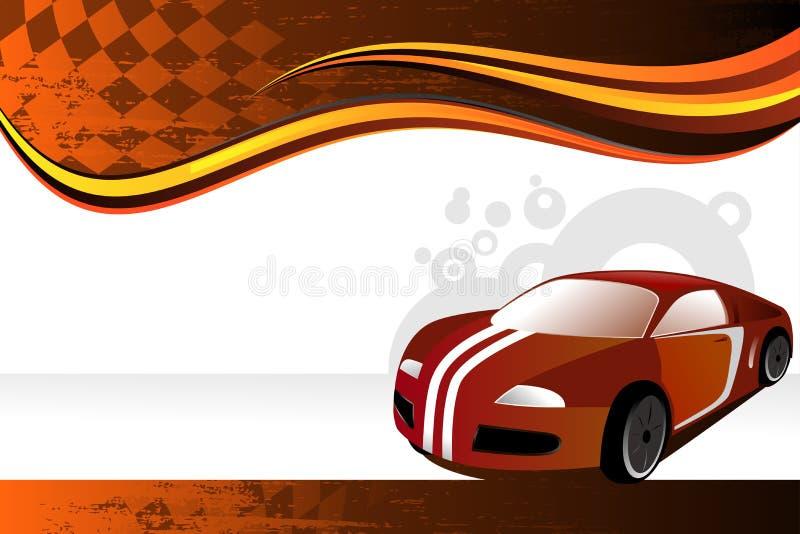 Download Automobile banner stock illustration. Image of brochure - 19885852