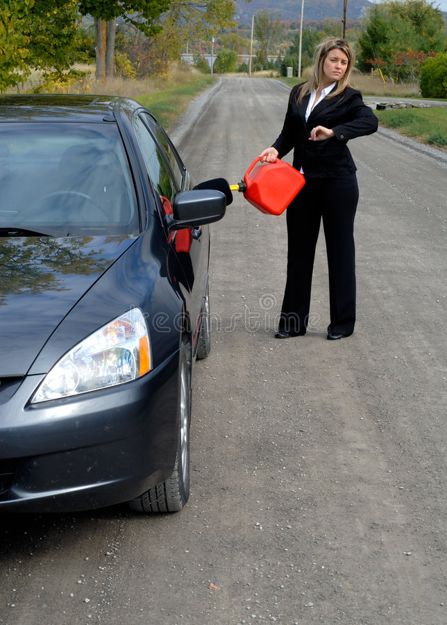 Automobile Breakdown stock images