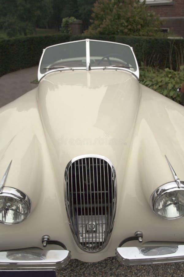 Automobile classique de jaguar images stock