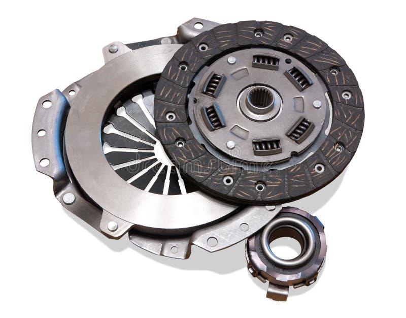 Automobile clutch stock image