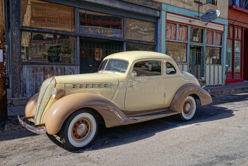 Automobile d'annata del ` s del collettore immagine stock