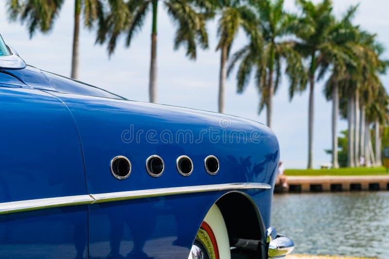 Automobile de Buick de vintage photos libres de droits