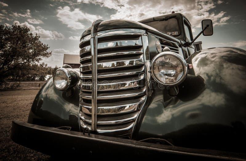 Automobile de vintage photo stock