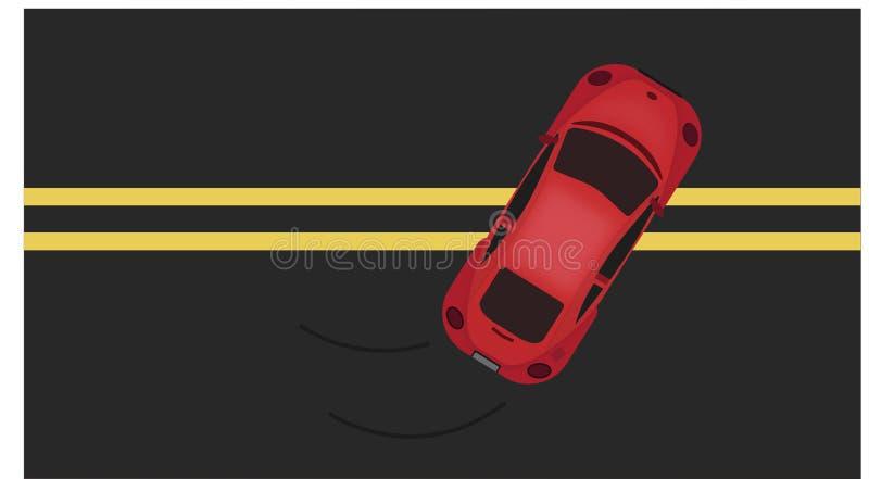 Automobile del fondo immagini stock
