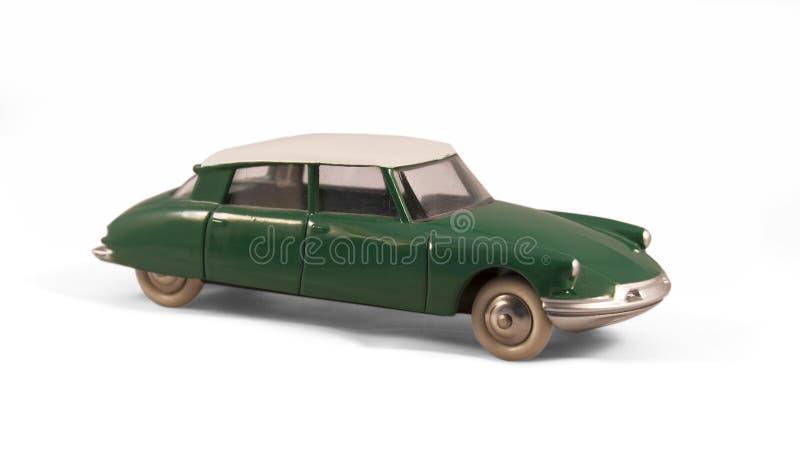 Automobile del giocattolo di Citroen DS immagini stock