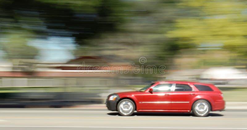Automobile del mosso immagini stock libere da diritti