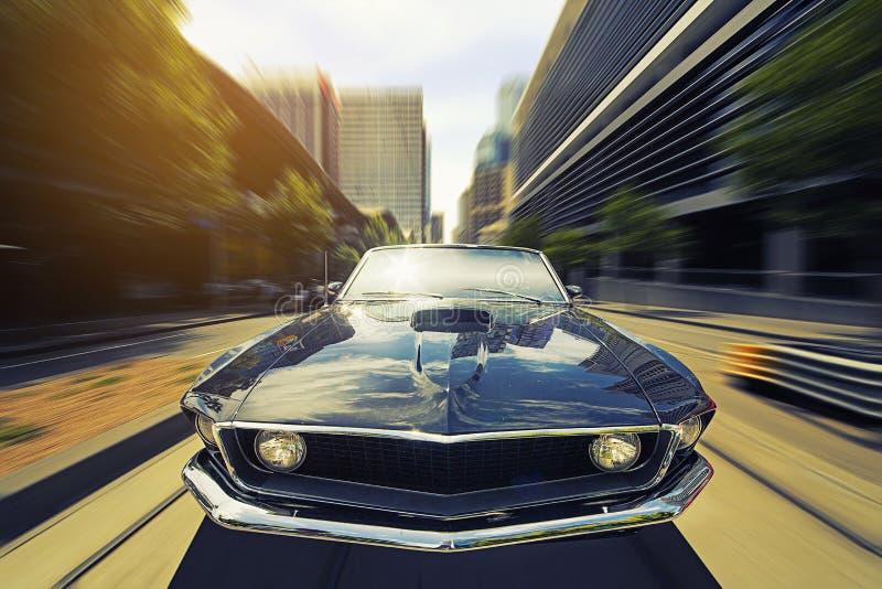 Automobile dell'annata immagini stock libere da diritti