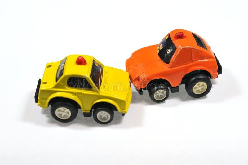Automobile dell'urto fotografia stock libera da diritti