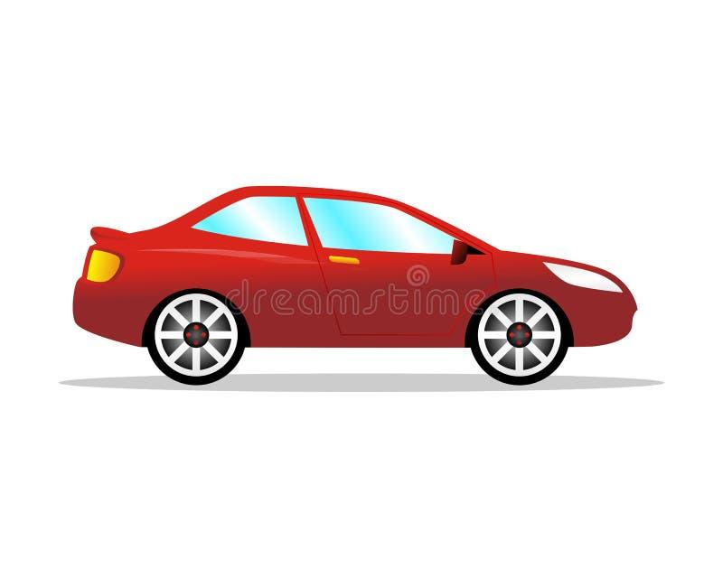 Automobile della berlina immagini stock