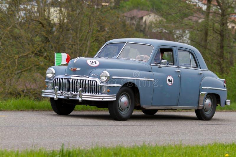 Automobile Desoto Dell Annata A Partire Da 1947 Immagine Editoriale