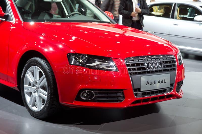 Automobile di Audi A4L immagini stock