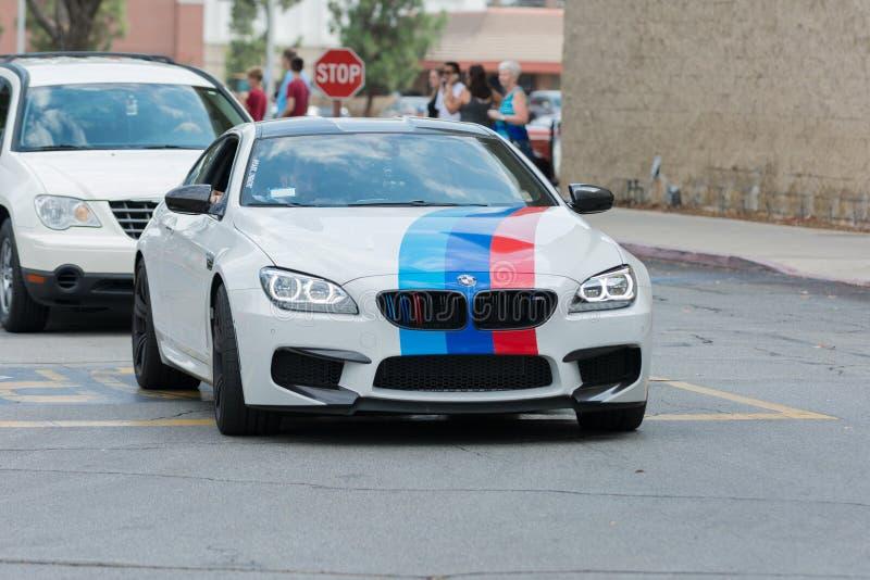 Download Automobile Di BMW M6 Su Esposizione Immagine Stock Editoriale - Immagine di people, classico: 56878119