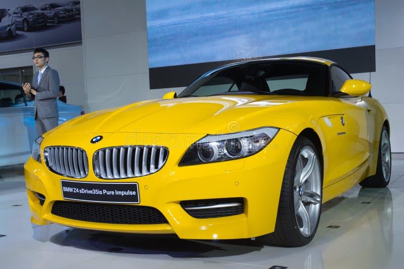 Automobile di BMW Z4 fotografia stock libera da diritti