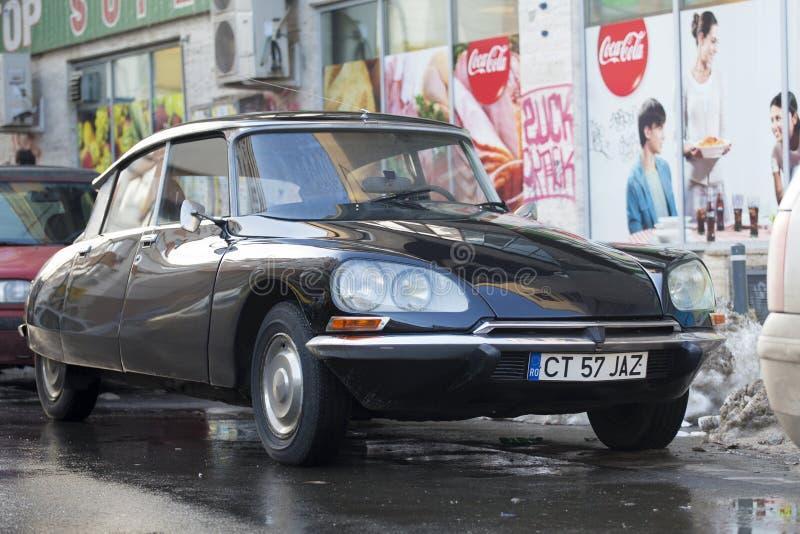 Automobile di Citroen fotografie stock libere da diritti