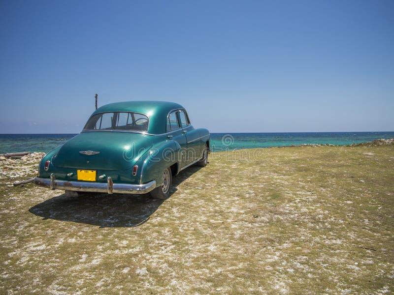 Automobile 5 di Cuba immagine stock