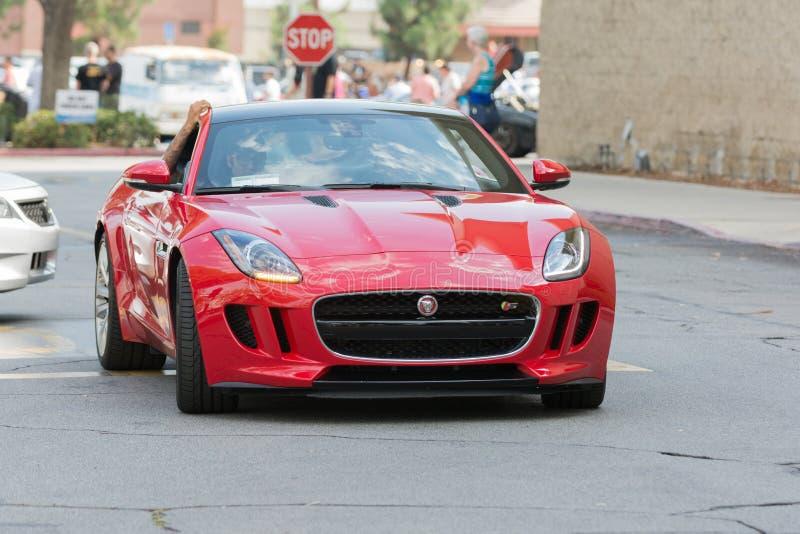 Download Automobile Di JAGUAR F-TYPE Su Esposizione Fotografia Editoriale - Immagine di veicolo, concetto: 56878081