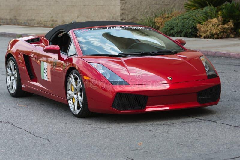 Download Automobile Di Lamborghini Gallardo Su Esposizione Immagine Stock Editoriale - Immagine di visualizzazione, classico: 56877909