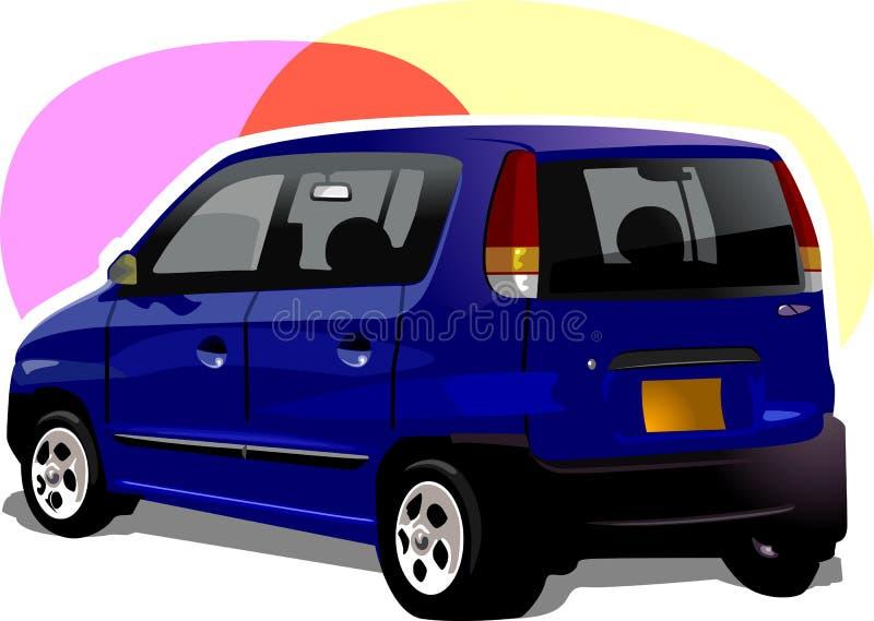 Automobile di lusso illustrazione di stock