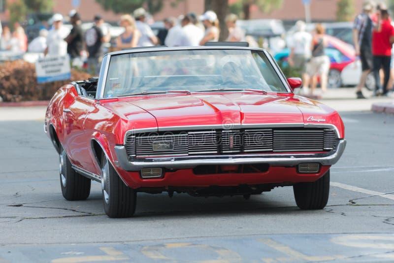 Download Automobile Di Mercury Cougar Su Esposizione Fotografia Stock Editoriale - Immagine di eccellente, internazionale: 56879908