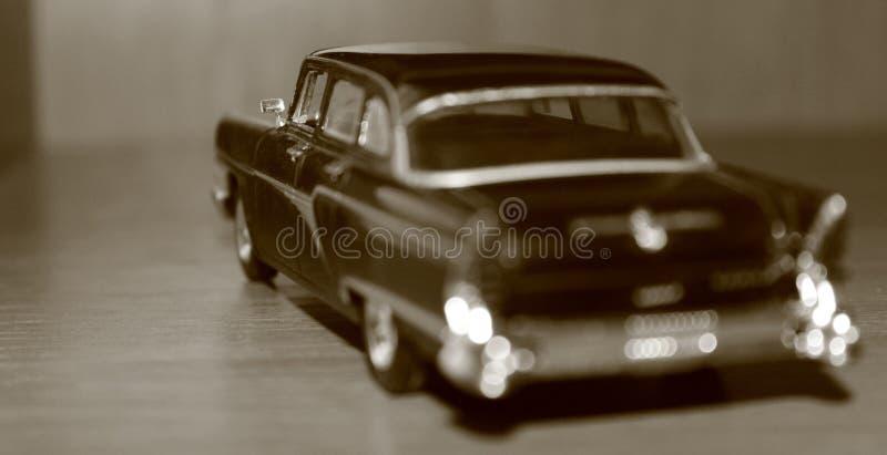 Automobile di modello Chaika immagine stock