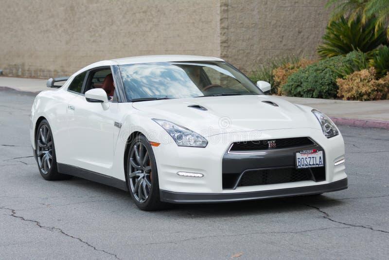 Download Automobile Di Nissan GT-R Su Esposizione Immagine Stock Editoriale - Immagine di automobilistico, tecnologia: 56877614