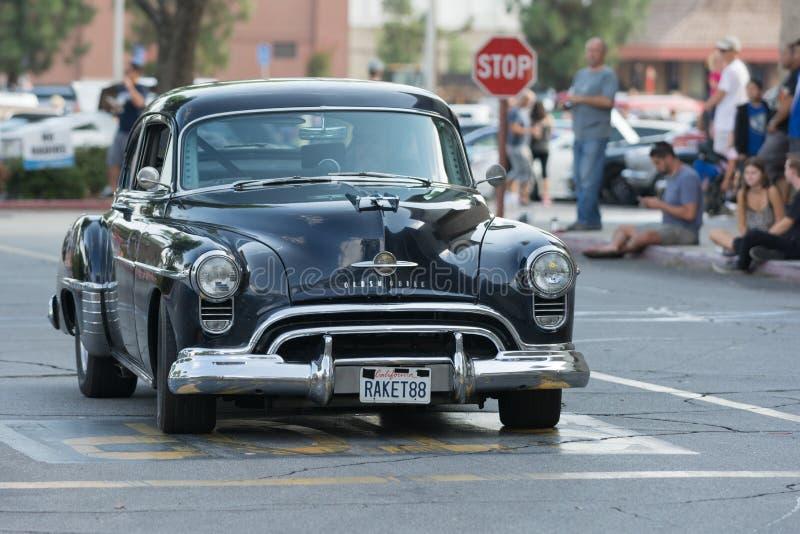 Download Automobile Di Oldsmobile Su Esposizione Fotografia Stock Editoriale - Immagine di potenza, motore: 56879143