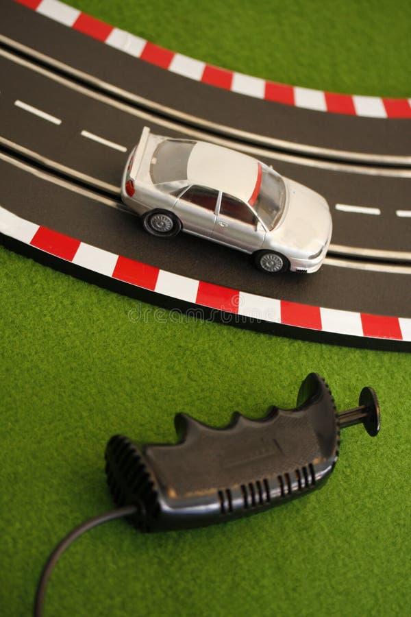 Automobile di scanalatura 1 fotografie stock libere da diritti
