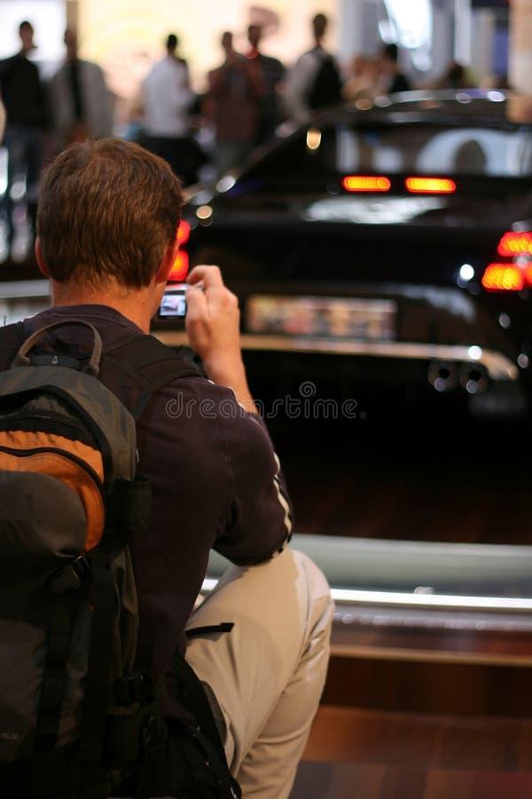 Automobile di sogno fotografia stock libera da diritti
