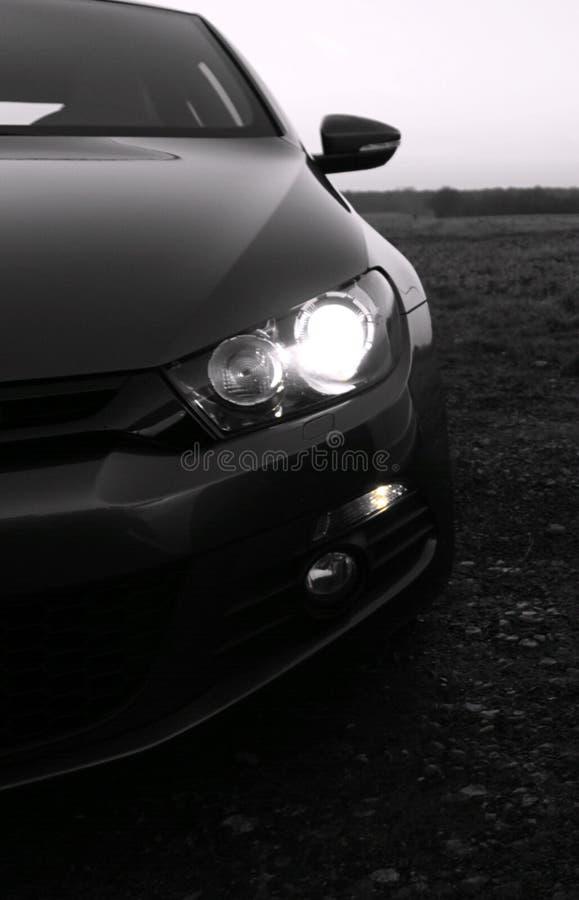 Automobile di VW Scirocco fotografia stock