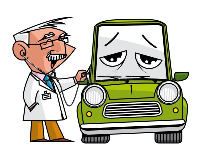 Download Automobile doc stock illustration. Image of medicine - 36516341