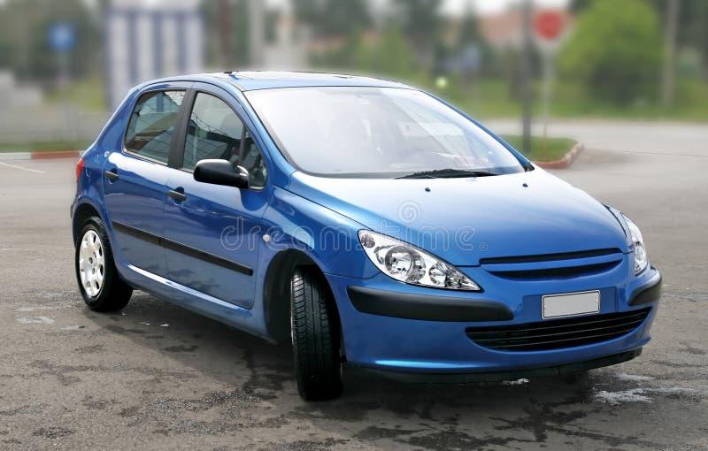 Automobile europea immagini stock