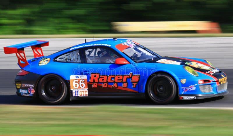 Automobile GT3 di Porsche 911 fotografia stock