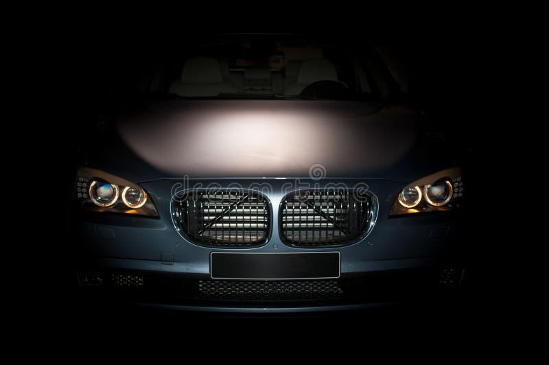 Automobile ibrida fotografia stock