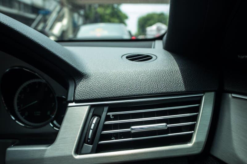 Automobile interna immagini stock