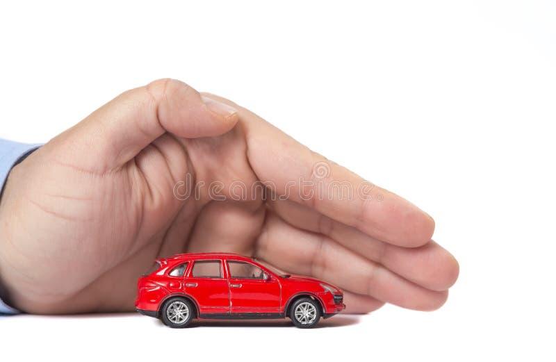 Automobile logorata dal tempo L'assicurazione e la collisione di automobile dell'automobile danneggiano i concetti di rinuncia Uo fotografie stock libere da diritti