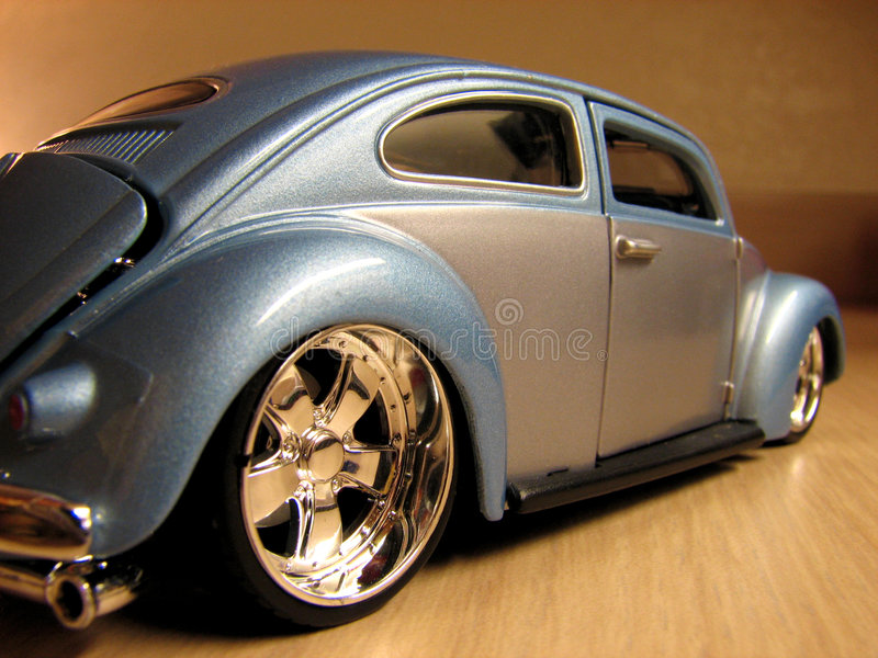 Automobile model toy royalty free stock photo