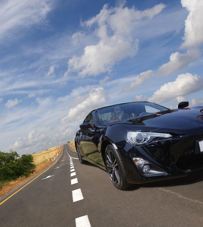 Automobile moderna di lusso fotografie stock libere da diritti