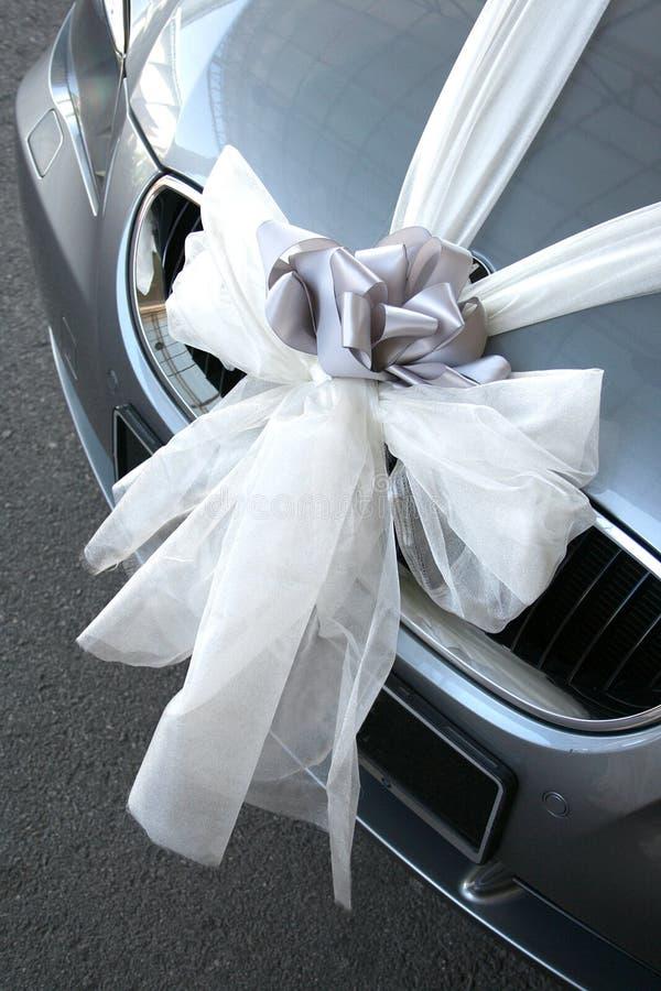 Automobile nuziale fotografia stock libera da diritti
