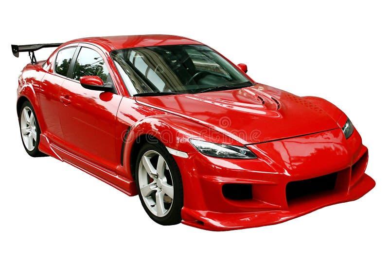 Automobile rossa