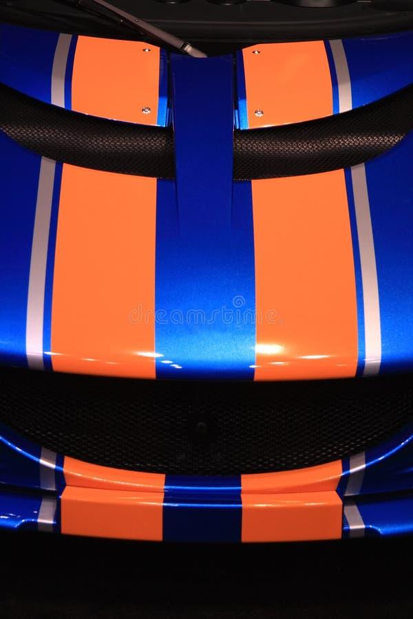 Automobile sportiva astratta immagini stock