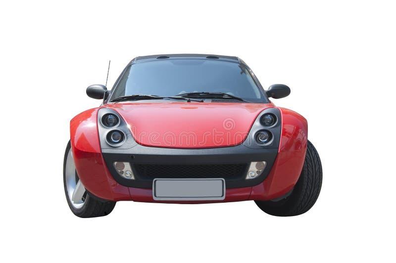 Automobile sportiva astuta rossa del Roadster fotografia stock