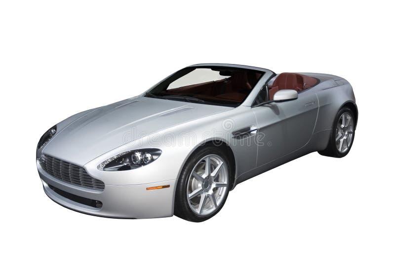 Automobile sportiva convertibile immagine stock libera da diritti