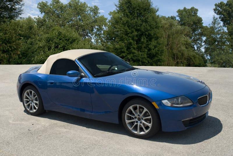 Automobile sportiva del Roadster immagine stock