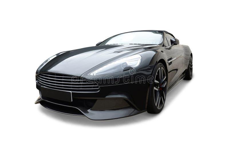 Automobile sportiva di Aston Martin immagini stock libere da diritti