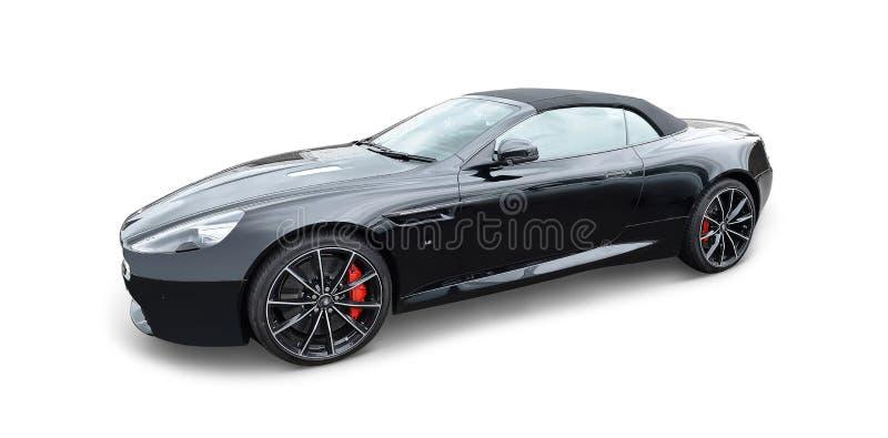 Automobile sportiva di Aston Martin fotografia stock libera da diritti