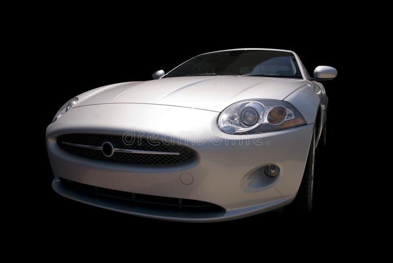 Automobile sportiva moderna immagini stock libere da diritti