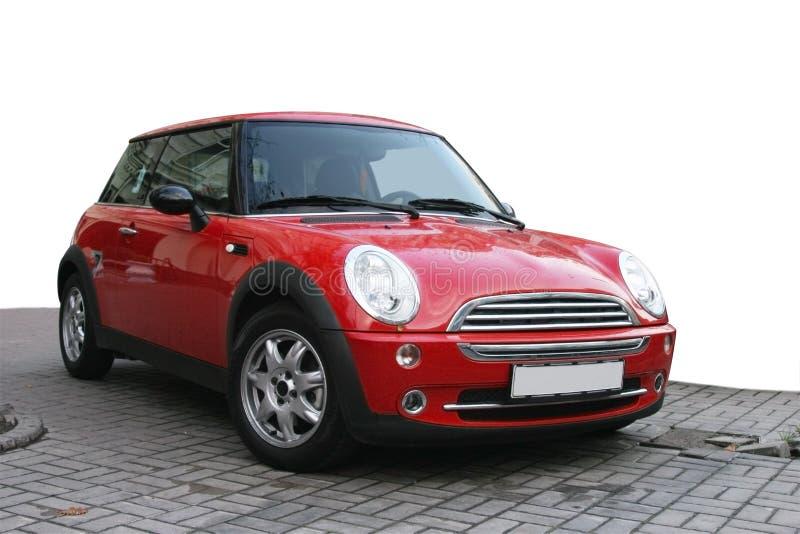 Download Automobile sportiva rossa fotografia stock. Immagine di nessuno - 3139716