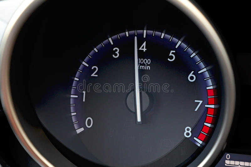 Download Automobile tachometer stock image. Image of appliance - 32891633