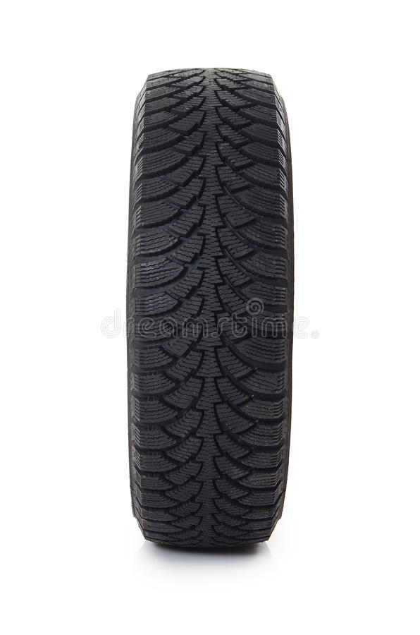 Download Automobile tire stock illustration. Image of column, surface - 27609675
